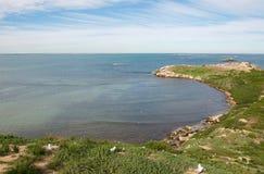 Bucht in Pinguin-Insel: West-Australien Lizenzfreie Stockfotos