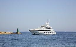 Bucht in Porto Cervo Sardegna Italien Lizenzfreies Stockfoto