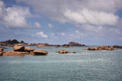 Bucht Sainte Anne stockbilder