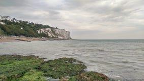 Bucht St Margarets stockfotos