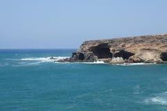 Bucht von Ajuy Lizenzfreies Stockbild