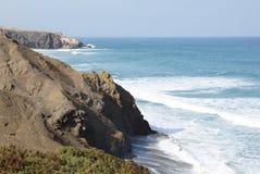 Bucht von La geschnitten Stockfotografie