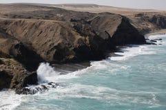 Bucht von La geschnitten Lizenzfreies Stockbild