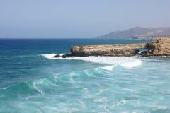 Bucht von La geschnitten Stockfotos
