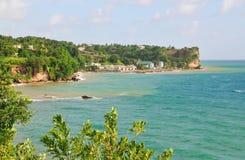 Bucht weg von der Stadt von Jalousie Lizenzfreies Stockbild