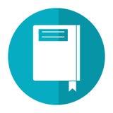 Buchtagebuchverzeichnis-Büroschatten Stockbilder