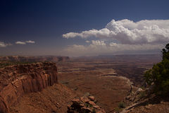 Buck Canyon Stock Image