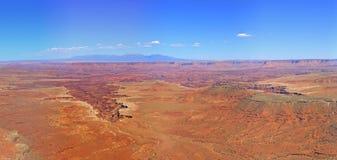 Buck Canyon Royalty Free Stock Photos