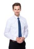 buck model biznesu garnitur Zdjęcia Royalty Free