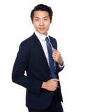 buck model biznesu garnitur Obraz Royalty Free
