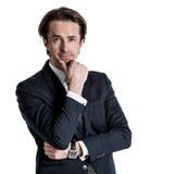 buck model biznesu garnitur Obraz Stock