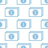 Buck seamless pattern Stock Photography