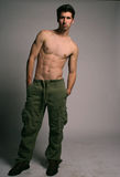 buck tonująca atrakcyjna ciało zdjęcia royalty free