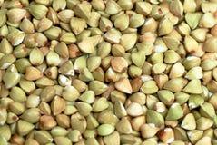 Buck wheat corns Royalty Free Stock Images