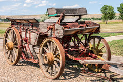 Buckboard Wagon Royalty Free Stock Photo