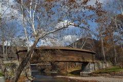 Buckel-Brücke Stockbild