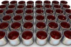 bucket краска Стоковая Фотография RF