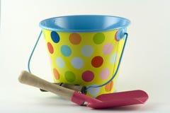 bucket лопата Стоковое Изображение