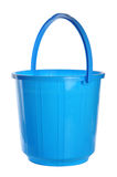 Bucket. House keeping bucket on white Royalty Free Stock Images