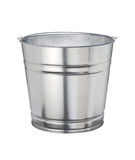 Bucket (with clipping path) Stock Photography
