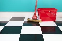 bucket mop Стоковые Изображения RF