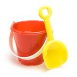 Bucket n Spade Stock Photography