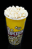 Bucket of popcorn Royalty Free Stock Images