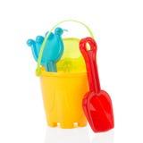Bucket & Spade Royalty Free Stock Photo