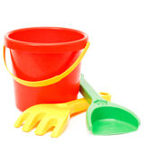 Bucket Toy Royalty Free Stock Photography
