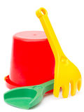 Bucket toy Royalty Free Stock Photos
