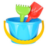 Bucket toy Stock Photos
