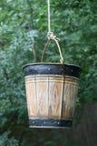 Bucket of water Stock Image