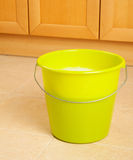 Bucket of water Royalty Free Stock Images