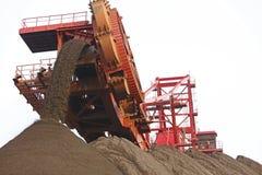 Free Bucket Wheel Excavator Stock Photo - 41897520