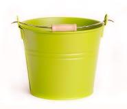 Bucket on white background Stock Photography