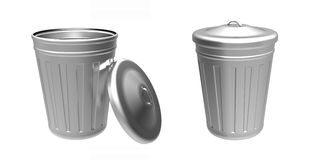 Buckets Royalty Free Stock Photography
