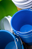 Buckets Stock Photography