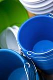 Buckets Stock Photography