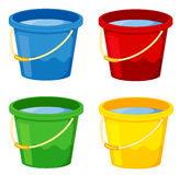 Buckets Royalty Free Stock Image