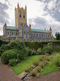 Buckfast Abbey Devon England Stockbild