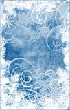 buckgrundvinter vektor illustrationer