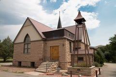 Buckhorn Presbyterian Church. In Masonville, CO Royalty Free Stock Images