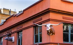 Free Buckhorn Saloon And Restaurant San Antonio Texas Stock Photos - 162861873