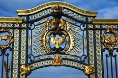 buckingham παλάτι Στοκ Εικόνες
