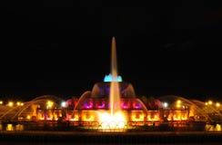 Buckingham Brunnen Lizenzfreie Stockbilder