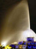 buckingham fontanna zdjęcia royalty free
