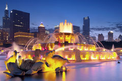 Buckingham Fountain Stock Photos