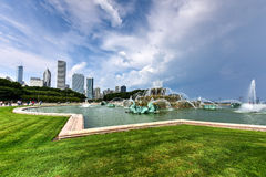 Buckingham Fountain - Chicago Stock Photos