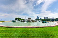 Buckingham Fountain - Chicago Royalty Free Stock Photography
