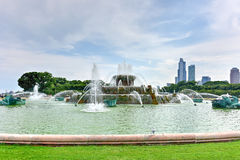 Buckingham Fountain - Chicago Royalty Free Stock Images